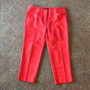 JACOB Pink Capri Pants